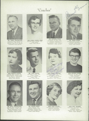 Page 12, 1959 Edition, Berlin High School - Ma Scoutin Yearbook (Berlin, WI) online yearbook collection
