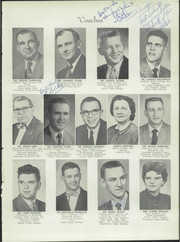 Page 13, 1959 Edition, Berlin High School - Ma Scoutin Yearbook (Berlin, WI) online yearbook collection