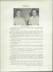 Page 7, 1959 Edition, Berlin High School - Ma Scoutin Yearbook (Berlin, WI) online yearbook collection