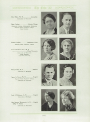 Page 15, 1930 Edition, Superior High School - Lacedaemon Yearbook (Superior, WI) online yearbook collection