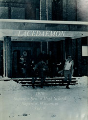 Page 5, 1970 Edition, Superior High School - Lacedaemon Yearbook (Superior, WI) online yearbook collection