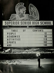 Page 6, 1970 Edition, Superior High School - Lacedaemon Yearbook (Superior, WI) online yearbook collection