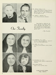 Page 10, 1951 Edition, St Joseph High School - Builder Yearbook (Olpe, KS) online yearbook collection