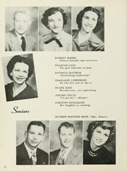 Page 12, 1951 Edition, St Joseph High School - Builder Yearbook (Olpe, KS) online yearbook collection