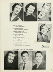 Page 13, 1951 Edition, St Joseph High School - Builder Yearbook (Olpe, KS) online yearbook collection