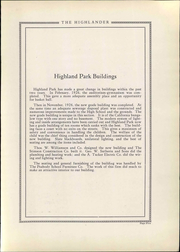 Page 13, 1927 Edition, Highland Park High School - Highlander Yearbook (Topeka, KS) online yearbook collection