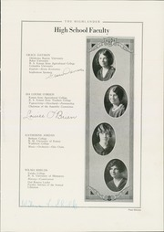 Page 15, 1929 Edition, Highland Park High School - Highlander Yearbook (Topeka, KS) online yearbook collection