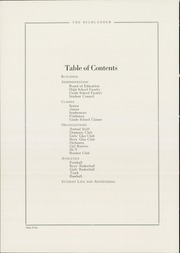 Page 8, 1929 Edition, Highland Park High School - Highlander Yearbook (Topeka, KS) online yearbook collection
