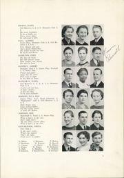 Page 13, 1936 Edition, Highland Park High School - Highlander Yearbook (Topeka, KS) online yearbook collection