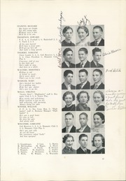 Page 15, 1936 Edition, Highland Park High School - Highlander Yearbook (Topeka, KS) online yearbook collection