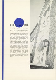 Page 6, 1936 Edition, Highland Park High School - Highlander Yearbook (Topeka, KS) online yearbook collection