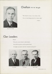 Page 10, 1939 Edition, Highland Park High School - Highlander Yearbook (Topeka, KS) online yearbook collection