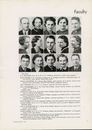 Page 11, 1939 Edition, Highland Park High School - Highlander Yearbook (Topeka, KS) online yearbook collection