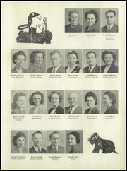 Page 11, 1945 Edition, Highland Park High School - Highlander Yearbook (Topeka, KS) online yearbook collection