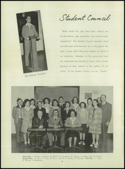 Page 12, 1945 Edition, Highland Park High School - Highlander Yearbook (Topeka, KS) online yearbook collection