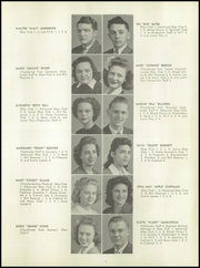 Page 15, 1945 Edition, Highland Park High School - Highlander Yearbook (Topeka, KS) online yearbook collection