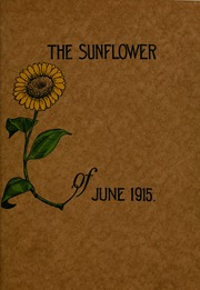 Page 5, 1915 Edition, Topeka High School - Sunflower Yearbook (Topeka, KS) online yearbook collection
