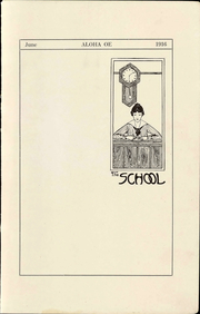 Page 13, 1916 Edition, Topeka High School - Sunflower Yearbook (Topeka, KS) online yearbook collection