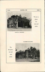 Page 14, 1916 Edition, Topeka High School - Sunflower Yearbook (Topeka, KS) online yearbook collection