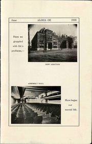 Page 15, 1916 Edition, Topeka High School - Sunflower Yearbook (Topeka, KS) online yearbook collection