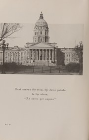 Page 8, 1923 Edition, Topeka High School - Sunflower Yearbook (Topeka, KS) online yearbook collection