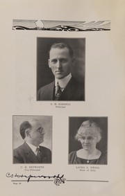 Page 16, 1924 Edition, Topeka High School - Sunflower Yearbook (Topeka, KS) online yearbook collection