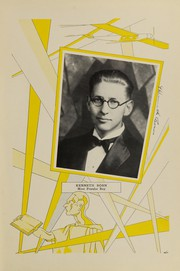 Page 9, 1929 Edition, Topeka High School - Sunflower Yearbook (Topeka, KS) online yearbook collection