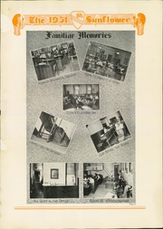 Page 13, 1931 Edition, Topeka High School - Sunflower Yearbook (Topeka, KS) online yearbook collection