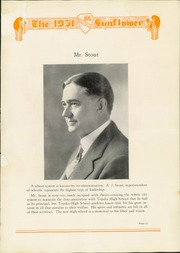 Page 15, 1931 Edition, Topeka High School - Sunflower Yearbook (Topeka, KS) online yearbook collection