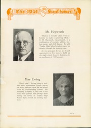 Page 17, 1931 Edition, Topeka High School - Sunflower Yearbook (Topeka, KS) online yearbook collection