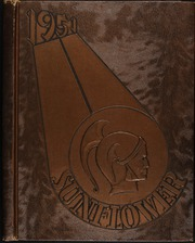 Topeka High School - Sunflower Yearbook (Topeka, KS) online yearbook collection, 1951 Edition, Page 1