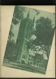 Topeka High School - Sunflower Yearbook (Topeka, KS) online yearbook collection, 1952 Edition, Page 1