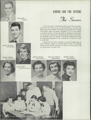 Page 12, 1953 Edition, Topeka High School - Sunflower Yearbook (Topeka, KS) online yearbook collection