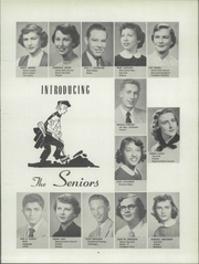 Page 13, 1953 Edition, Topeka High School - Sunflower Yearbook (Topeka, KS) online yearbook collection