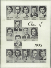 Page 14, 1953 Edition, Topeka High School - Sunflower Yearbook (Topeka, KS) online yearbook collection