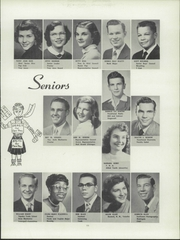 Page 15, 1953 Edition, Topeka High School - Sunflower Yearbook (Topeka, KS) online yearbook collection