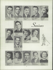 Page 16, 1953 Edition, Topeka High School - Sunflower Yearbook (Topeka, KS) online yearbook collection