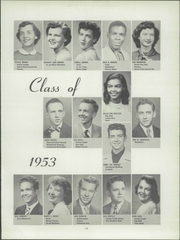 Page 17, 1953 Edition, Topeka High School - Sunflower Yearbook (Topeka, KS) online yearbook collection