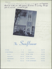 Page 9, 1953 Edition, Topeka High School - Sunflower Yearbook (Topeka, KS) online yearbook collection