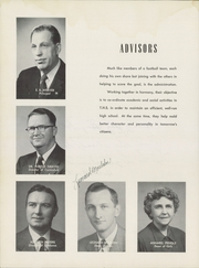 Page 12, 1954 Edition, Topeka High School - Sunflower Yearbook (Topeka, KS) online yearbook collection
