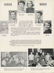 Page 121, 1954 Edition, Topeka High School - Sunflower Yearbook (Topeka, KS) online yearbook collection