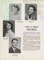 Page 122, 1954 Edition, Topeka High School - Sunflower Yearbook (Topeka, KS) online yearbook collection