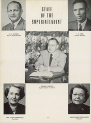 Page 14, 1954 Edition, Topeka High School - Sunflower Yearbook (Topeka, KS) online yearbook collection