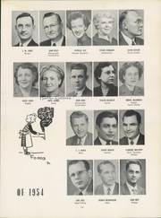 Page 17, 1954 Edition, Topeka High School - Sunflower Yearbook (Topeka, KS) online yearbook collection