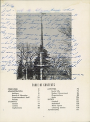 Page 9, 1954 Edition, Topeka High School - Sunflower Yearbook (Topeka, KS) online yearbook collection