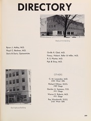 Page 303, 1961 Edition, Topeka High School - Sunflower Yearbook (Topeka, KS) online yearbook collection