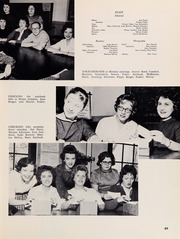 Page 93, 1961 Edition, Topeka High School - Sunflower Yearbook (Topeka, KS) online yearbook collection