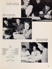 Page 95, 1961 Edition, Topeka High School - Sunflower Yearbook (Topeka, KS) online yearbook collection