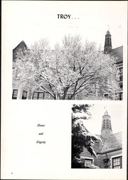 Page 10, 1967 Edition, Topeka High School - Sunflower Yearbook (Topeka, KS) online yearbook collection