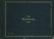 Page 1, 1912 Edition, Collegiate School - Dutchman Yearbook (New York, NY) online yearbook collection